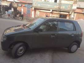 Suzuki Alto vxr model 2009 Lahore no accident only serious customer