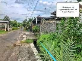 Tanah diJual dkt Kampus ISI Yogyakarta Bagus Bangun Kost