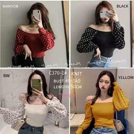 Baju A5 - BM- C370-1# knit