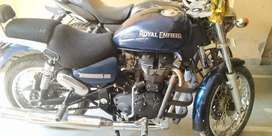 Thunderbird 350cc Bike first owner