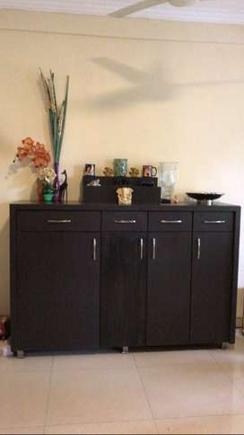 Very good quality wooden cabinet