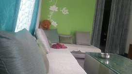 1 bhk for rent - 2 beds, 1 sofa