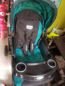 Stroller / Pram - Luvlap Brand New One in Gurgaon