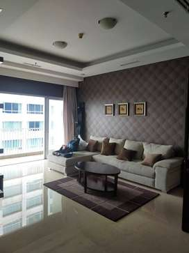 Disewa Apartment Capital Res. Uk 132,6m2 2+1 BR Furnished at Jaksel