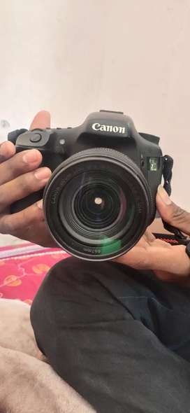 camera from rent in kamareddy 80d 7d  one day rent 1500