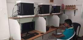 Running Internet Cafe for sale