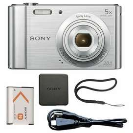Sony cybershot  DSC-W800 Camera/Sony Digital Box Pack Camera