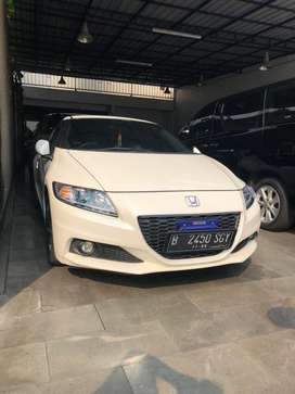 Dijual 2013 Honda CR-Z hybrid a/n pribadi