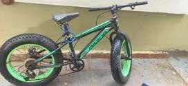 Centrino riding bike