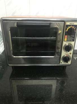 National convection oven