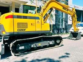 Excavator SDLG TERMURAH TERBAIK siap untuk kebutuhan proyek anda