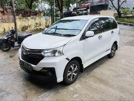 Daihatsu Xenia 1,3 R Sporty tahun 2017 Putih metalik siap pakai