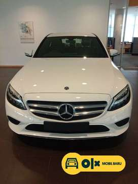 [Mobil Baru] Mercedes-Benz C 200 Avantagrde 2019 (Promo Akhir Tahun)