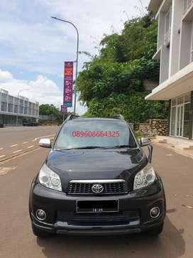 Toyota Rush 1.5 S 2012 / 2013 Low KM Milik Pribadi