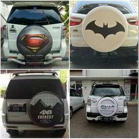 Panther/CRV/Feroza Cover/Sarung Ban Toyota Rush/Terios/Nyentrik Desain