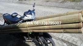 Kapanpun kami siap kirim tirai bambunya