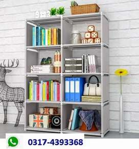 books,Shoes, cloth rack for multiple uses at 1 time