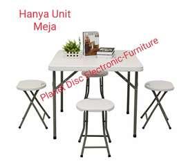 Meja Lipat Plastik  Folding Table  Meja Cafe  Meja Restoran