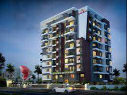 Near Highway Facing Road Apartment Sale at Kurmannapalem