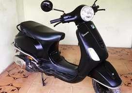 Vespa 125 cc notte