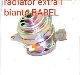 Motor radiator nissan extrail biante small harga sumsel babel