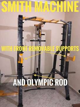 """Smith Machine 