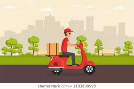 Food and grocery delivery jobs