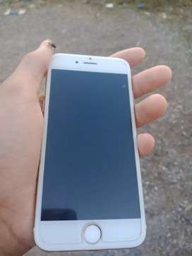 Iphone 6 10/10 condition 64 mamary ha bilkol saf phone h