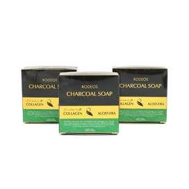 ALL VARIAN RODEOS BAMBOO CHARCOAL SOAP BELI2 GRATIS 1