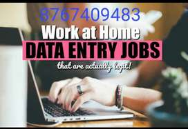 Use your data and grow up your earnings by part time jobs