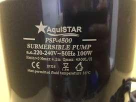 Mesin Pompa Air Celup Magnet PSP 4500 AquiStar 100 watt