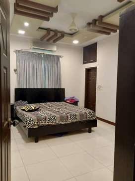 3 Beds, 2nd Floor Portion in Gulshan-e-Iqbal