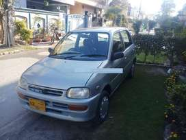 Daihatsu cuore 2008 model ab asaan iqsaat main finance karwayn