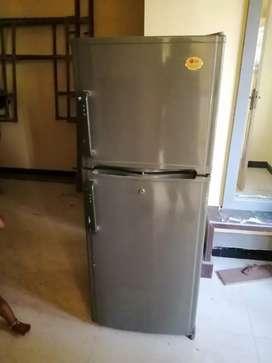 Lg double door fridge 3 star