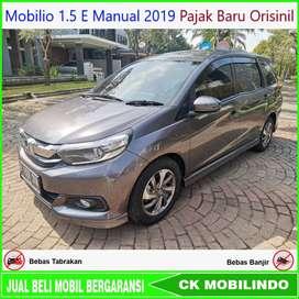 [Dp25jt] Mobilio 1.5 E mt 2019 Facelift Orisinil Bisa Kredit