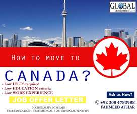 CANADIAN IMMIGRATION & WORK PERMIT