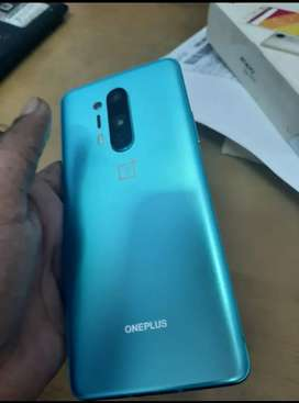 One plus 8pro model which is amazing in performance