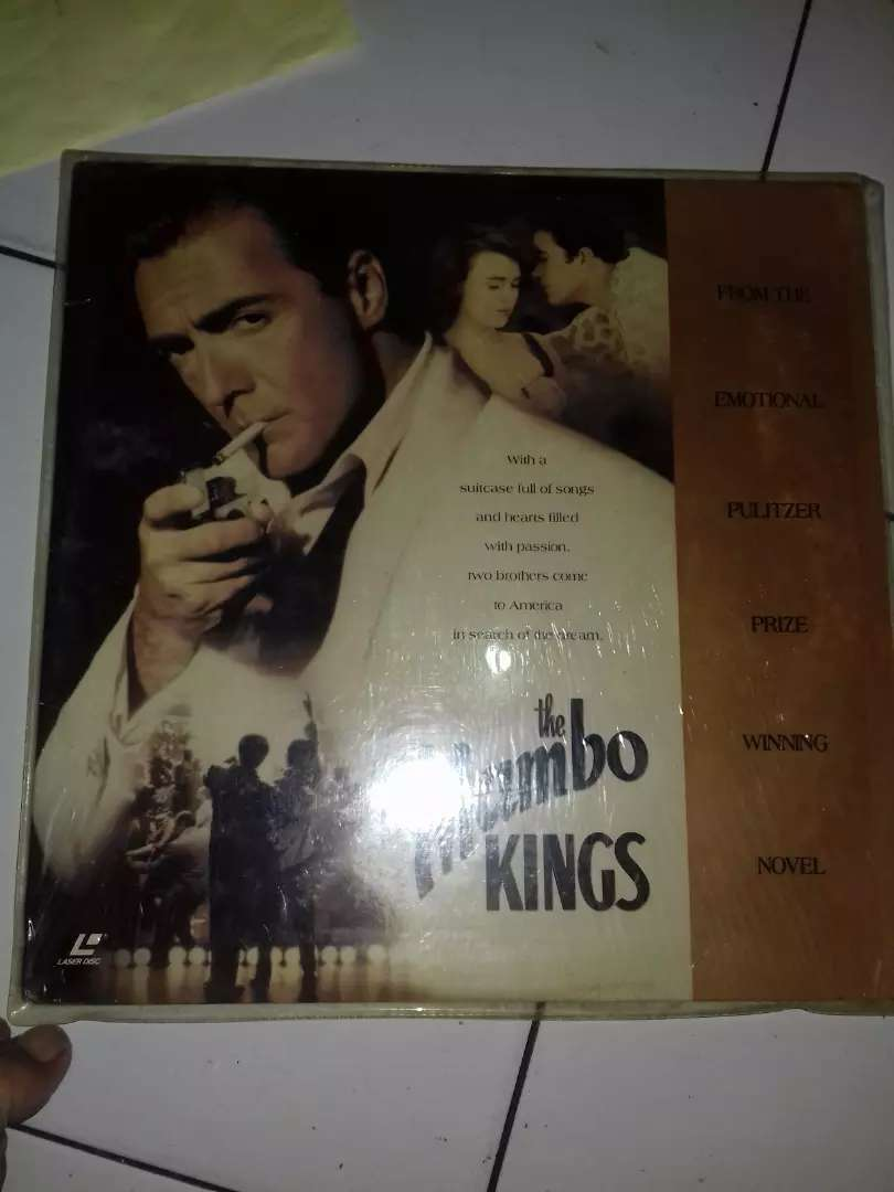 laser disc film lawas mambo kings 0