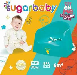 KURSI MAKAN BAYI - SIT ON ME BOASTER SEAT SUGAR BABY