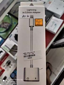 iphone 5 6 7 8 plus x xs max pro dual port adapter handsfree n charger