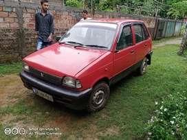 Maruti Suzuki 800 Std BS-II, 2002, Petrol