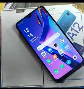 Oppo a12 like new Lengkap mulus garansi panjang Kamera janiah..