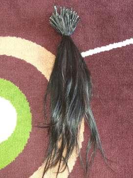 Rambut sambung untuk satu kepala