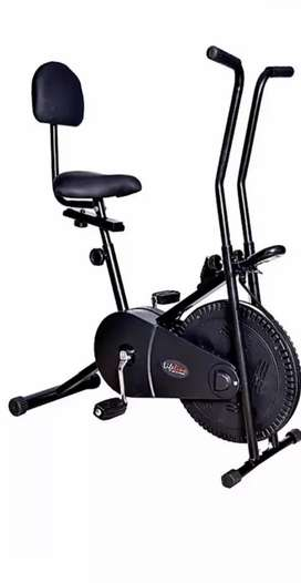 5 month old Exercise cycle