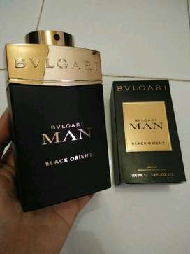 Parfum Bvlgari Man Black Orient Parfum 100ml Original Product