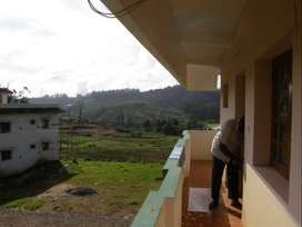 Flat in Ooty for Rent
