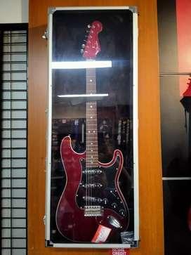 Cicilan Tanpa Kartu Kredit Fender Guitar Aerodyne Red Japan