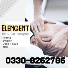 elegant spa center |islamabad