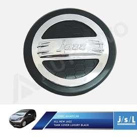 Chrome Tanki, Cover Tank Honda Jazz, All New Jazz Lengkap Pasang