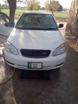 Toyota corolla 2d 2006 neet and clean